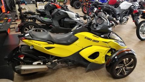 2014 Can-Am Spyder® RS-S SE5 in Mineola, New York - Photo 3