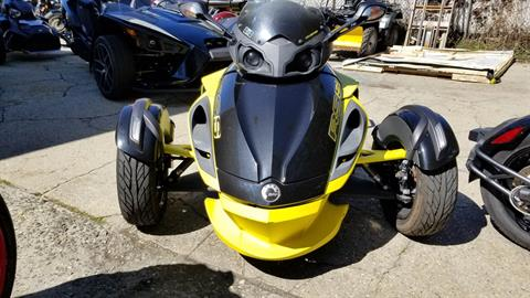 2014 Can-Am Spyder® RS-S SE5 in Mineola, New York