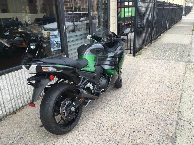 2018 Kawasaki Ninja ZX-14R ABS SE in Mineola, New York