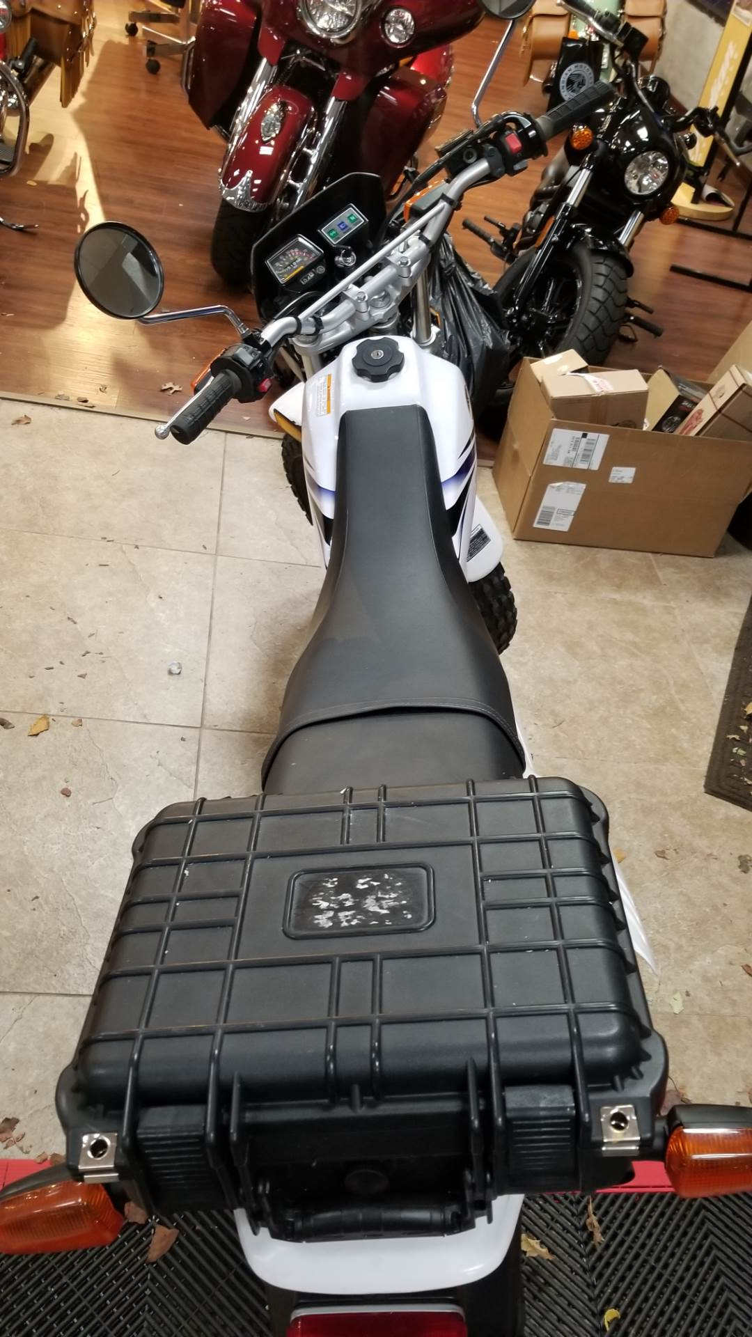 2012 Yamaha TW200 in Mineola, New York