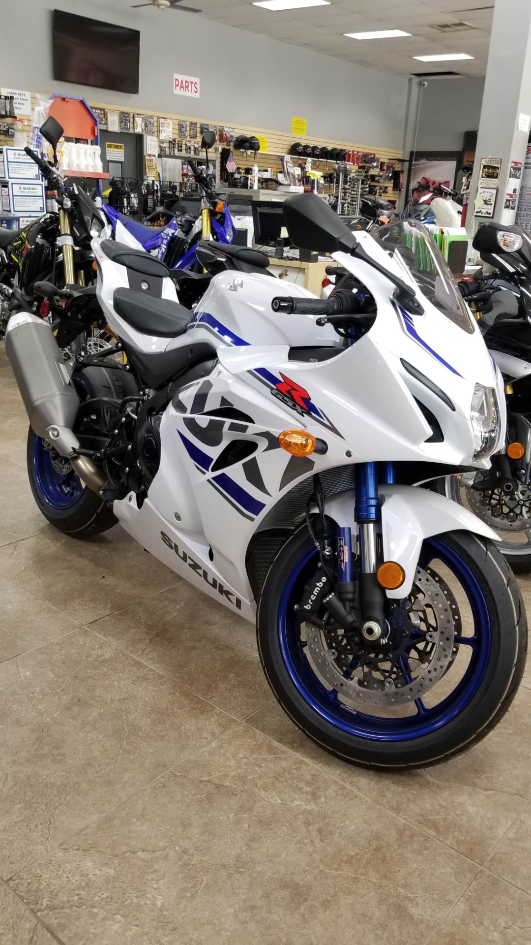 New 2018 Suzuki Gsx R1000r Motorcycles In Mineola Ny Stock Number