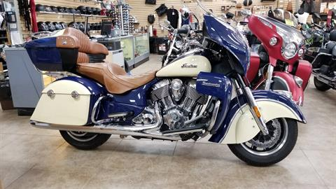 2016 Indian Roadmaster® in Mineola, New York - Photo 1
