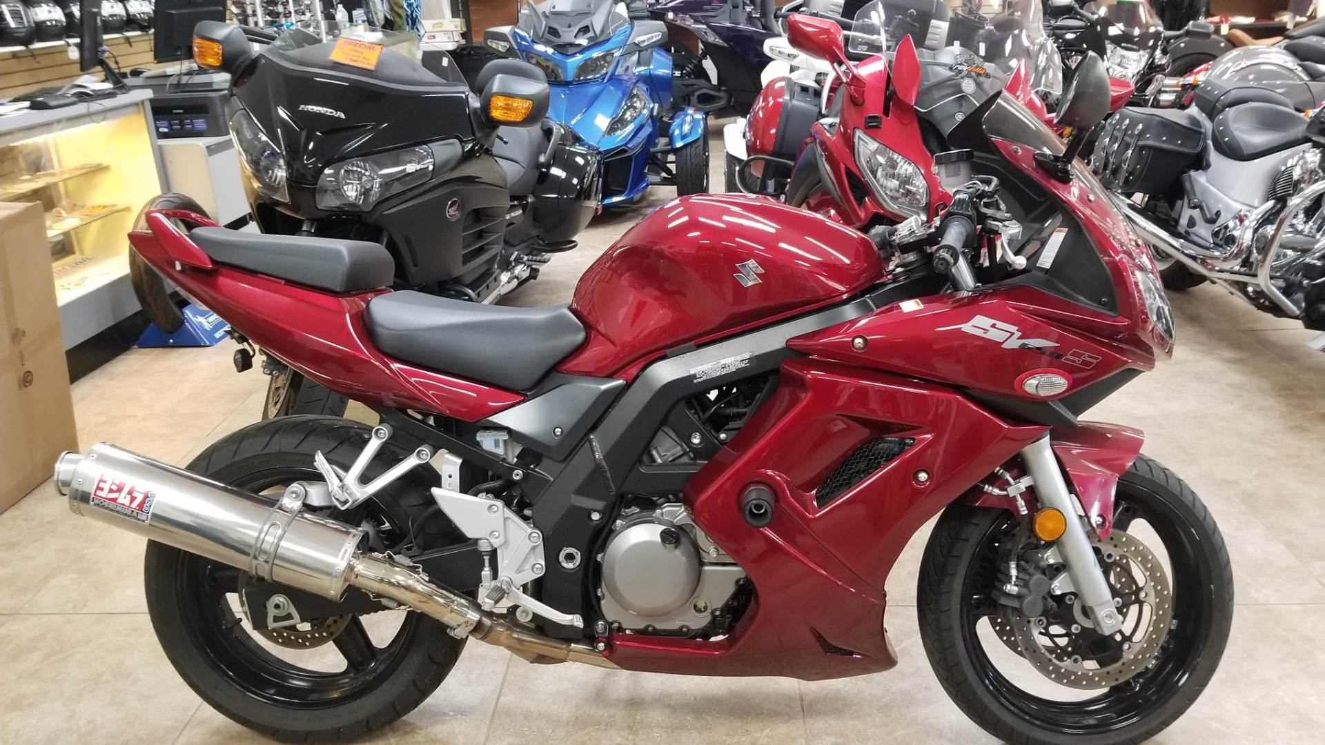 2007 Suzuki SV650S for sale 210160