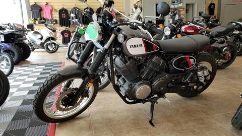 2017 Yamaha SCR950 in Mineola, New York