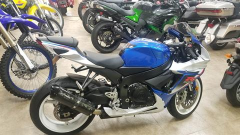 2013 Suzuki GSX-R600™ in Mineola, New York