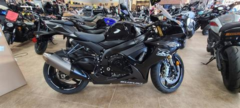 2020 Suzuki GSX-R750 in Mineola, New York