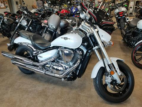 2015 Suzuki Boulevard M50 in Mineola, New York