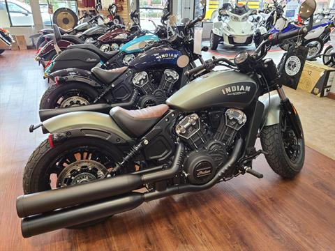 2021 Indian Scout® Bobber ABS in Mineola, New York