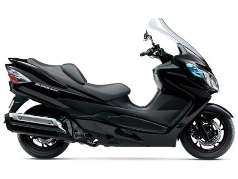 2014 Suzuki Burgman™ 400 ABS in Mineola, New York