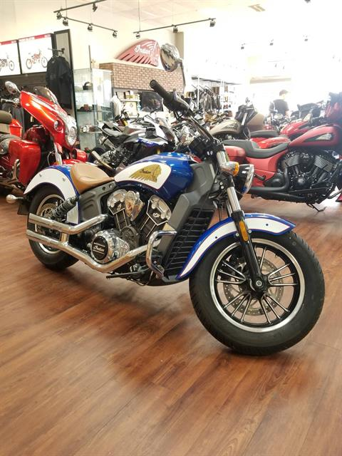 2017 Indian Scout® ABS in Mineola, New York - Photo 1