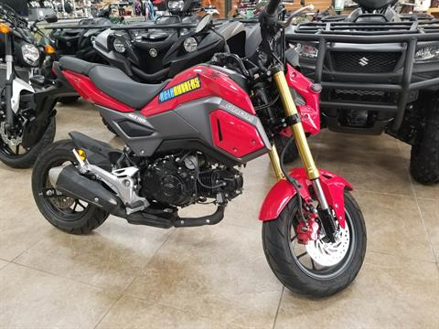 2017 Honda Grom in Mineola, New York