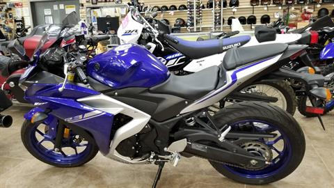 2017 Yamaha YZF-R3 in Mineola, New York - Photo 1