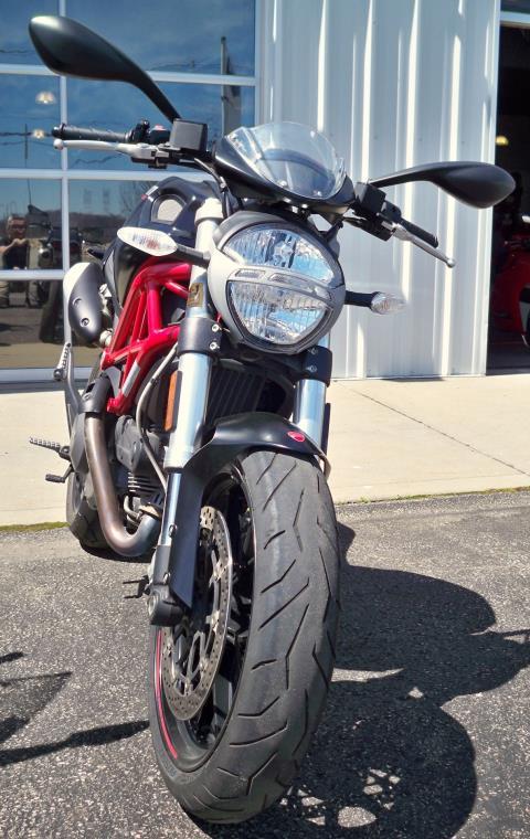2012 Ducati Monster 796 in Wexford, Pennsylvania