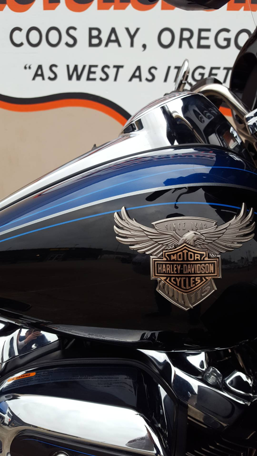 2018 Harley-Davidson 115th Anniversary Ultra Limited in Coos Bay, Oregon - Photo 4