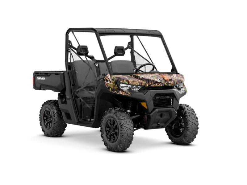 2020 Can-Am Defender DPS HD8 for sale 220528