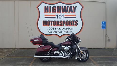 2015 Harley-Davidson Ultra Limited in Coos Bay, Oregon - Photo 1