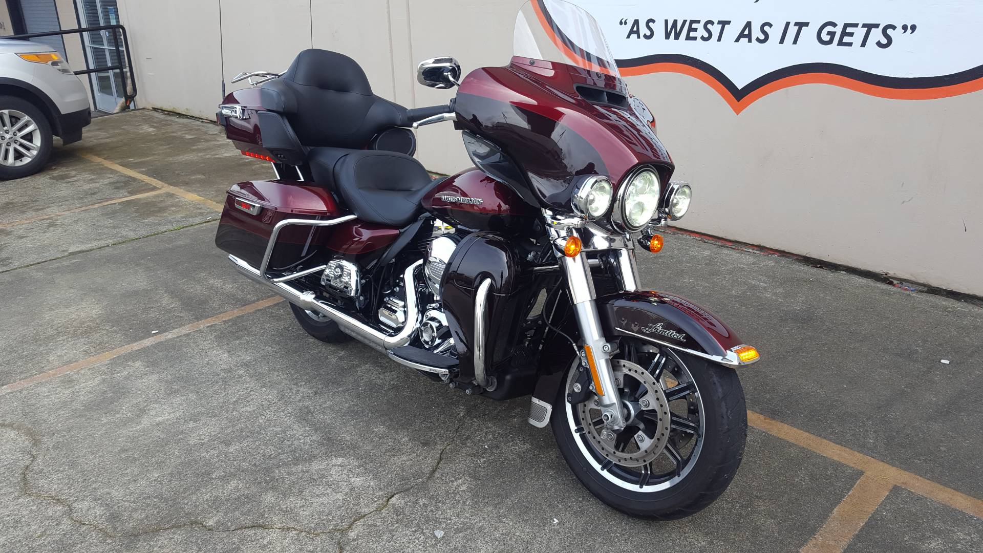 2015 Harley-Davidson Ultra Limited in Coos Bay, Oregon - Photo 3