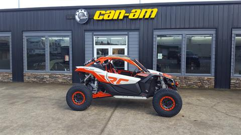 2021 Can-Am Maverick X3 X RC Turbo RR in Coos Bay, Oregon - Photo 1
