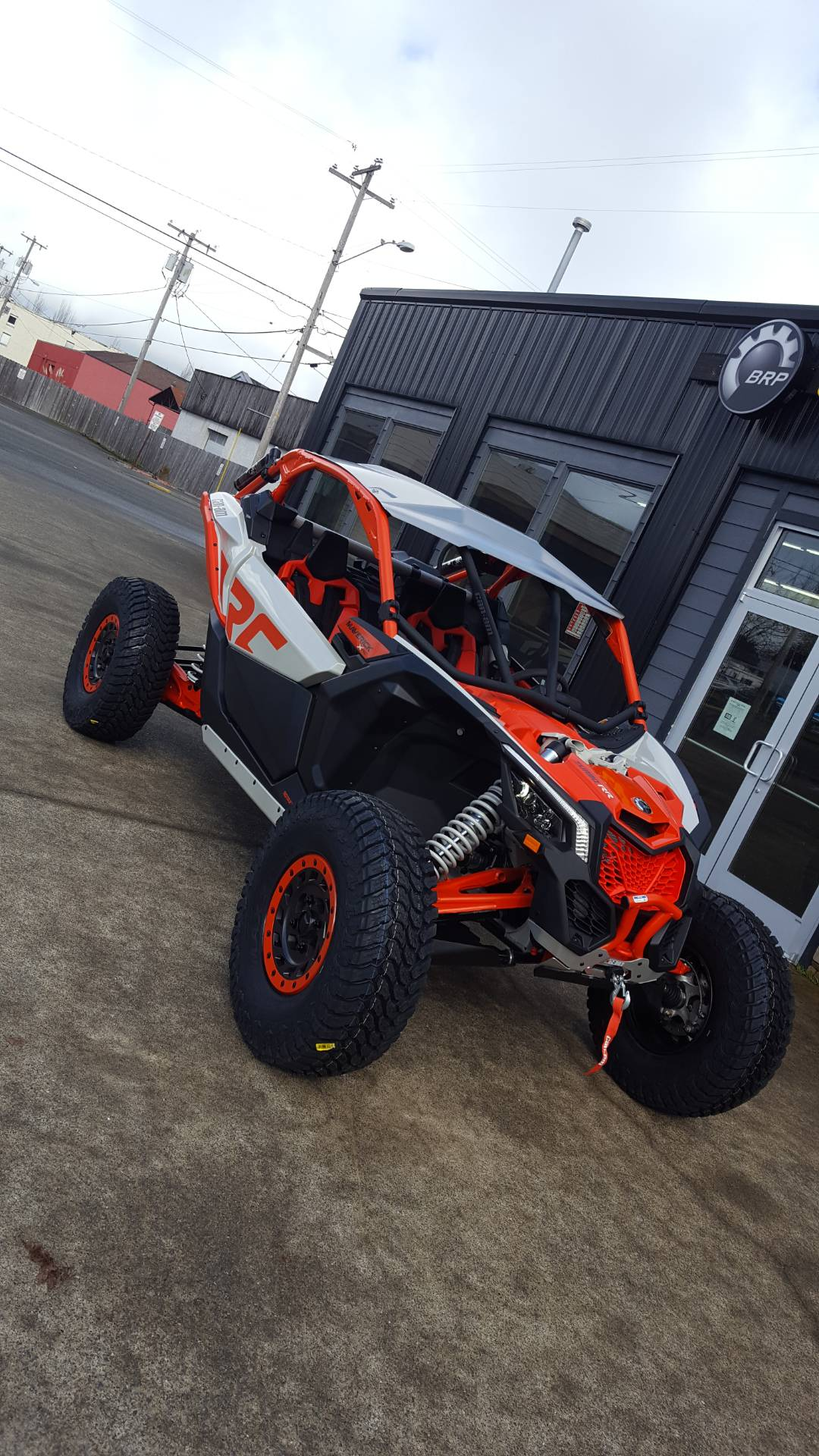 2021 Can-Am Maverick X3 X RC Turbo RR in Coos Bay, Oregon - Photo 3