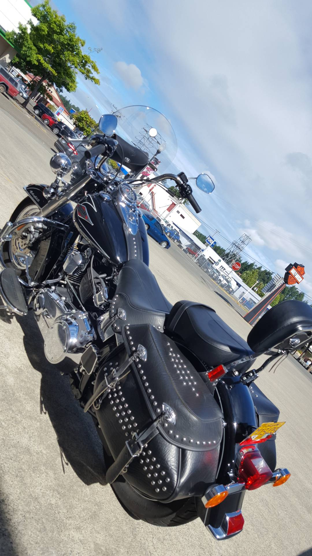 2011 Harley-Davidson Heritage Softail® Classic in Coos Bay, Oregon - Photo 2