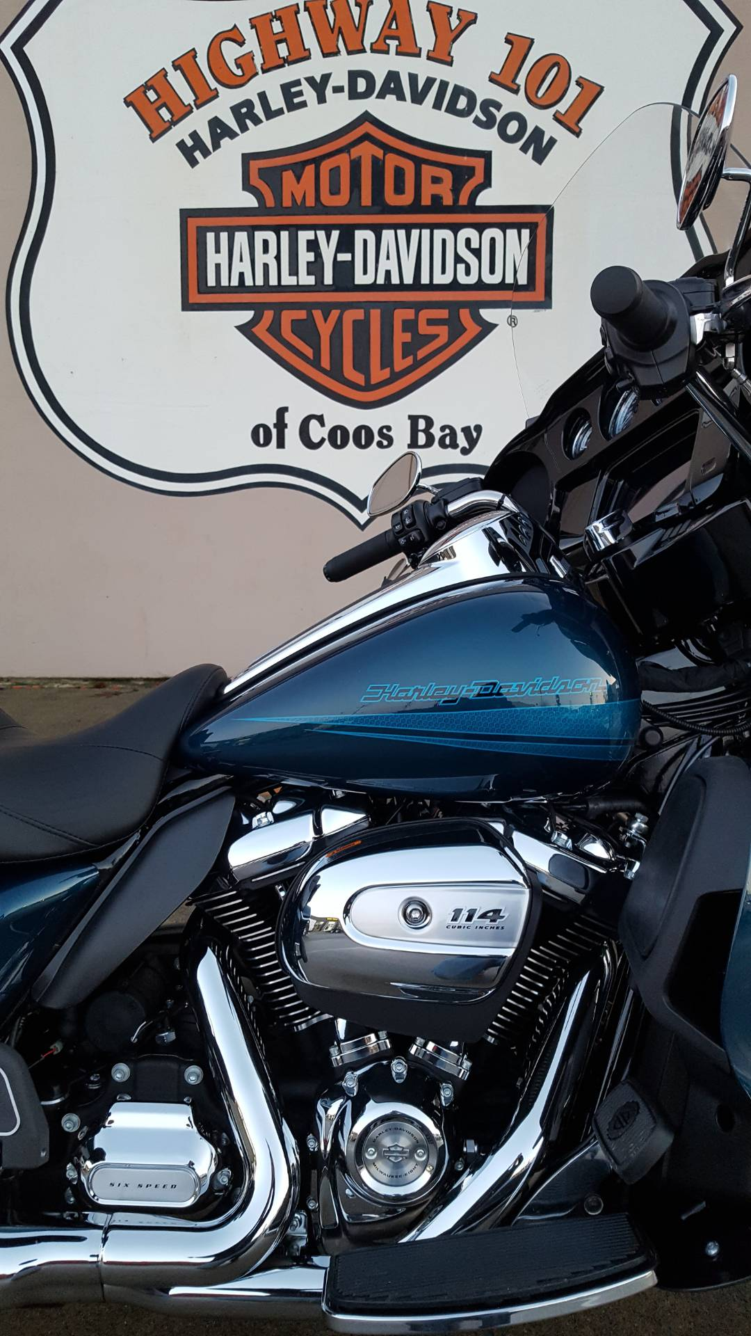 2020 Harley-Davidson Ultra Limited in Coos Bay, Oregon - Photo 2