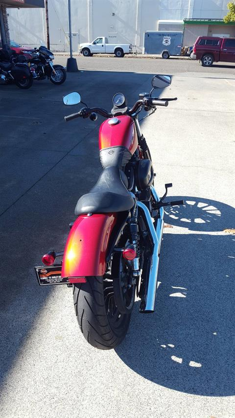 2013 Harley-Davidson Sportster® Iron 883™ in Coos Bay, Oregon - Photo 2