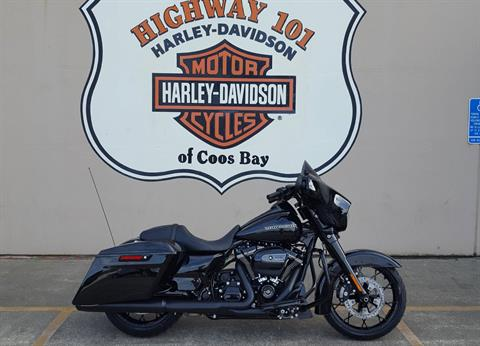 2020 Harley-Davidson Street Glide® Special in Coos Bay, Oregon - Photo 1