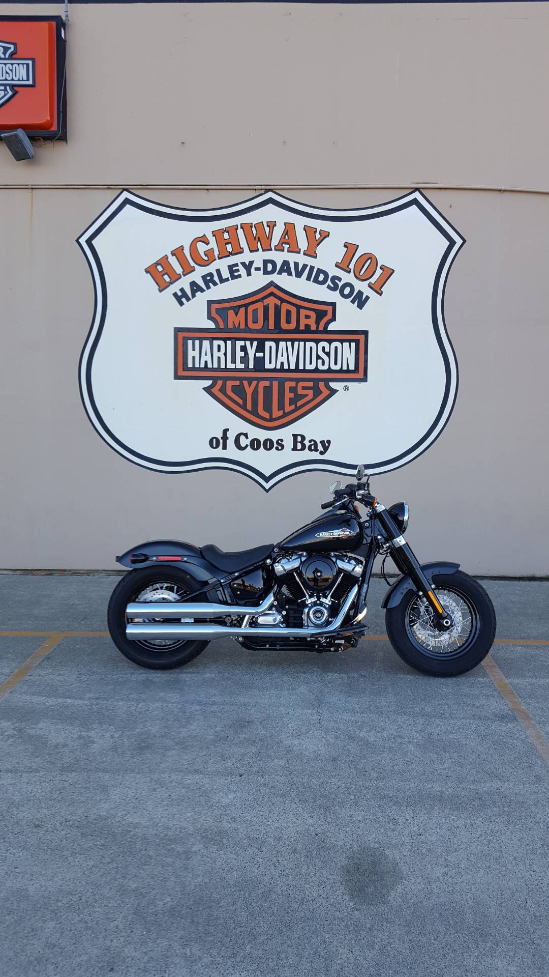 2019 Harley-Davidson Softail Slim® in Coos Bay, Oregon - Photo 1