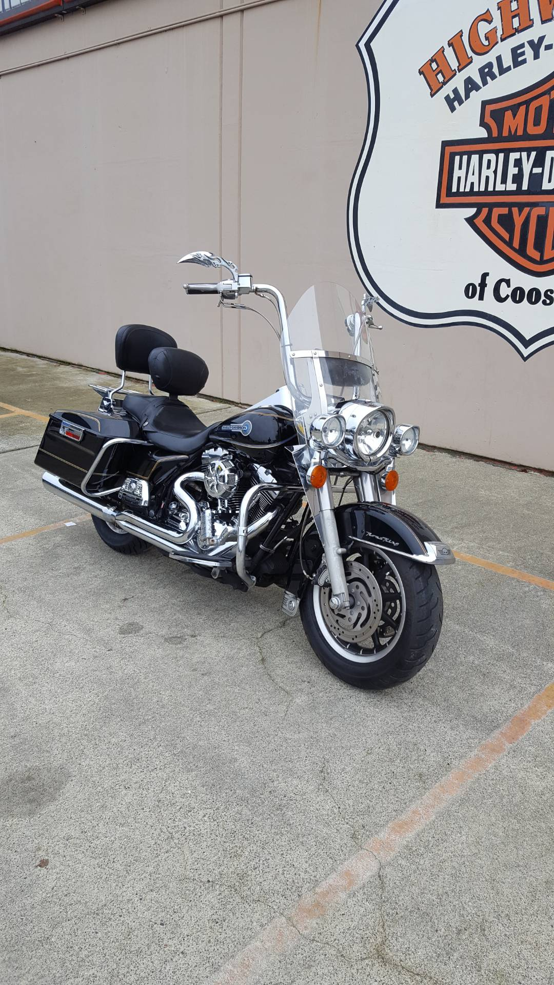 2007 Harley-Davidson FLHR Road King® Peace Officer Special Edition in Coos Bay, Oregon - Photo 2