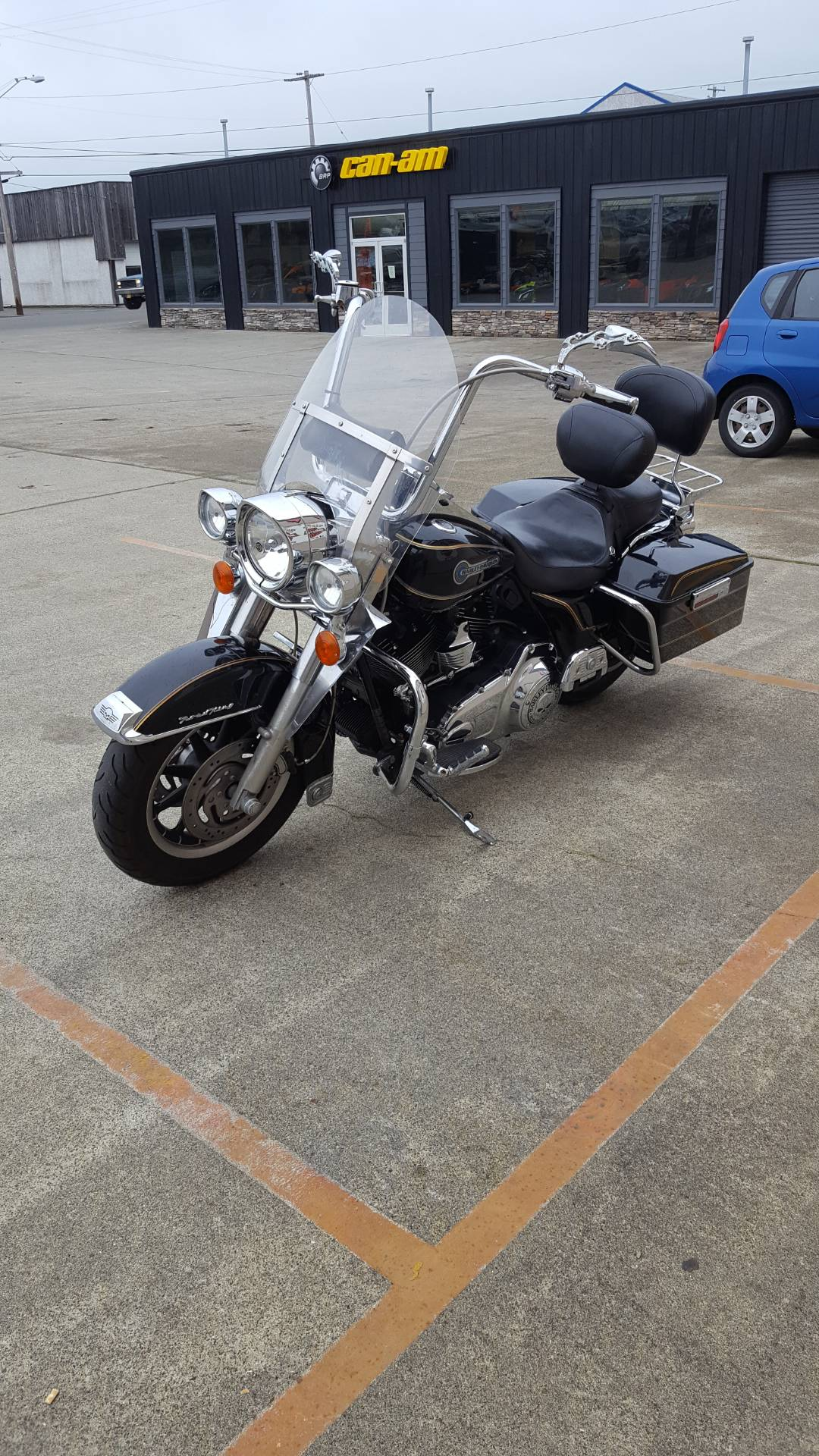 2007 Harley-Davidson FLHR Road King® Peace Officer Special Edition in Coos Bay, Oregon - Photo 5