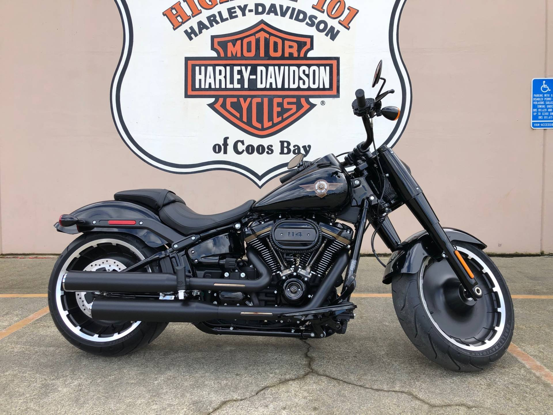 2020 Harley-Davidson Fat Boy® 114 30th Anniversary Limited Edition in Coos Bay, Oregon - Photo 1