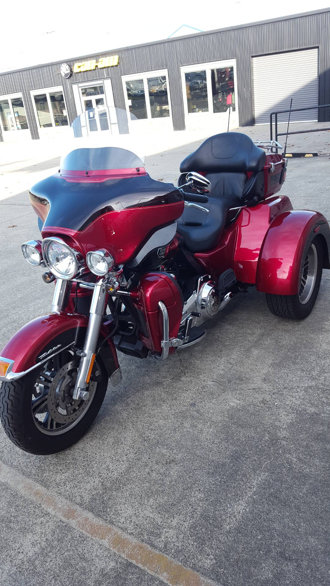 2012 Harley-Davidson Tri Glide® Ultra Classic® in Coos Bay, Oregon - Photo 5