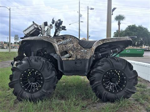 2008 Yamaha Grizzly 700 FI Auto. 4x4 EPS Ducks Unlimited Edition in Eustis, Florida