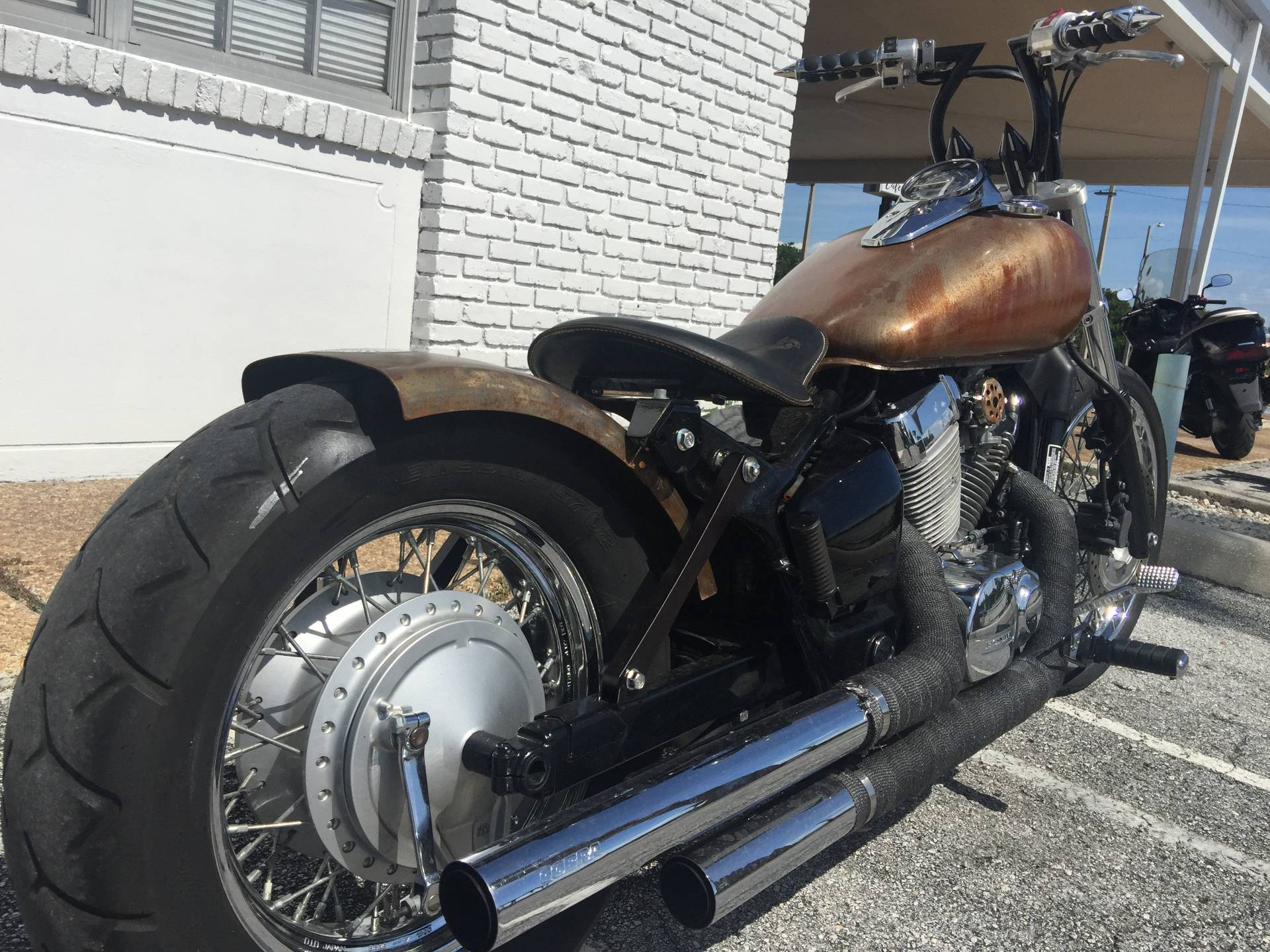2008 Honda Shadow Aero® in Eustis, Florida