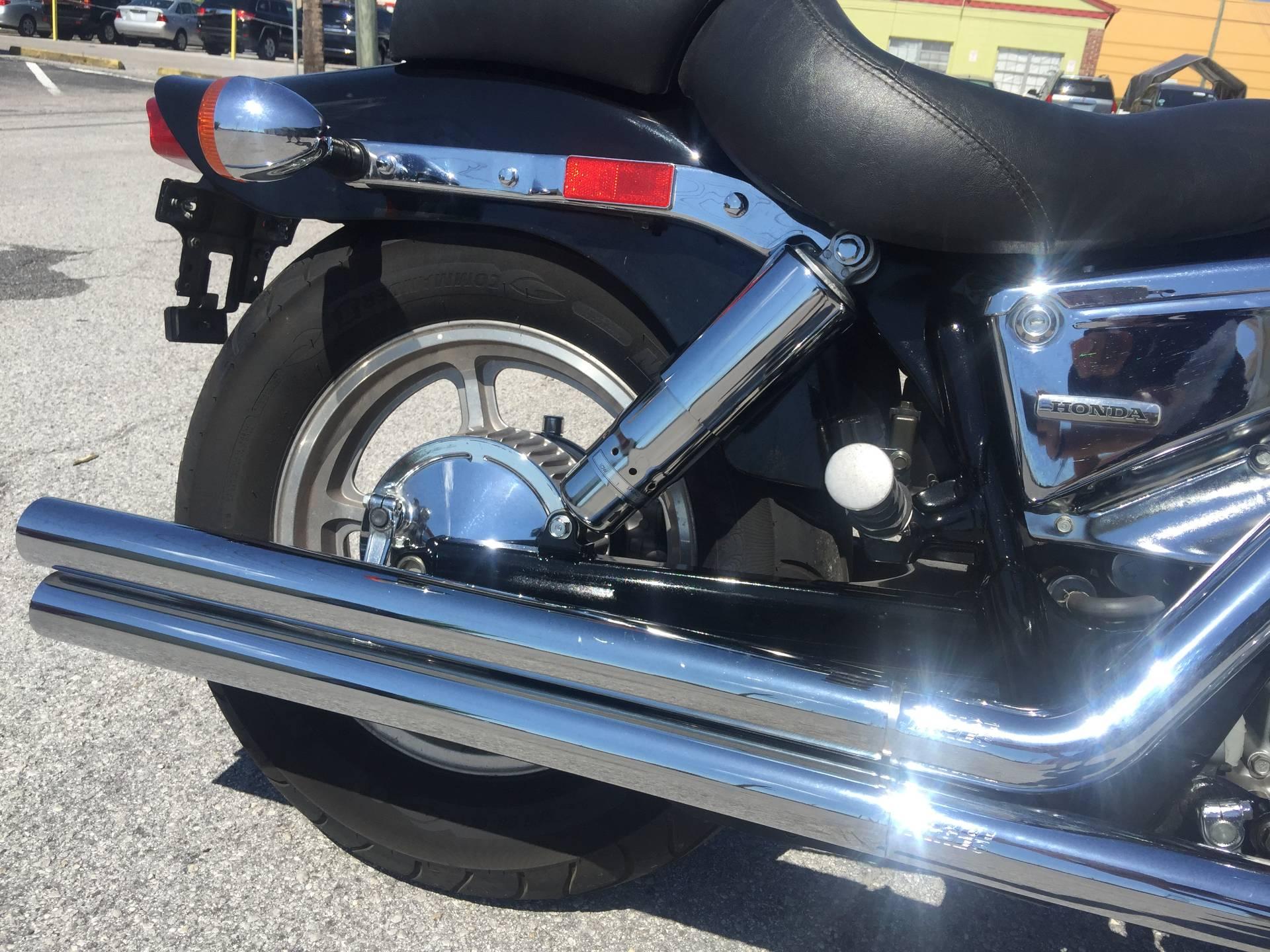 2007 Honda Shadow Spirit™ in Eustis, Florida