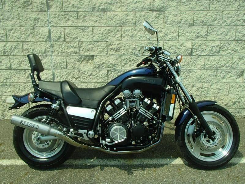 1989 V- Max 1200