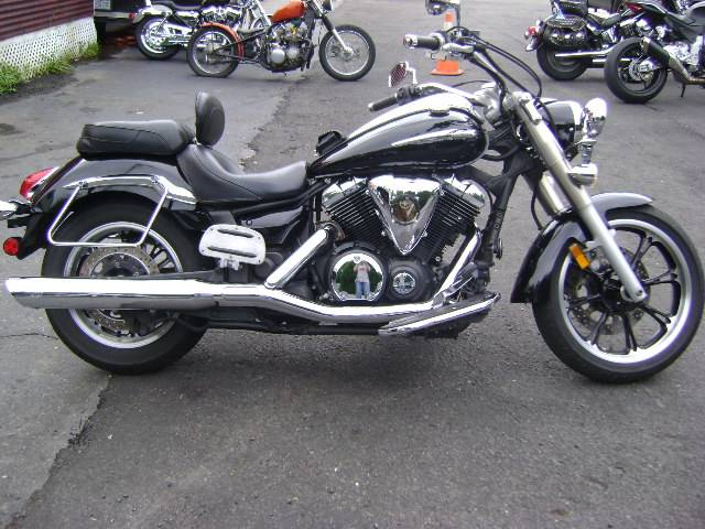 2009 V Star 950