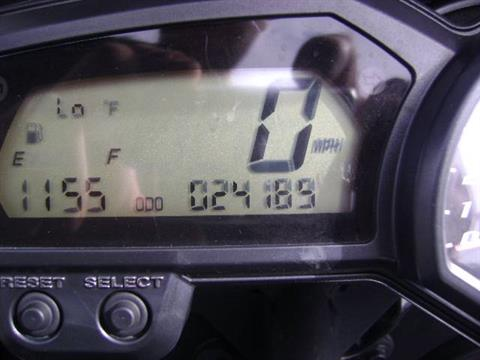 2009 Yamaha FZ1 in Asheville, North Carolina