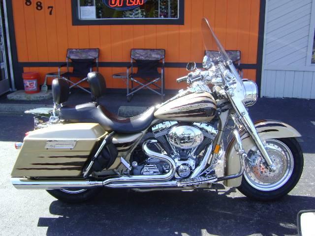 2003 Screamin' Eagle  Road King