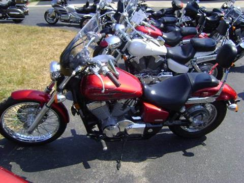 2008 Honda Shadow Spirit 750 in Asheville, North Carolina