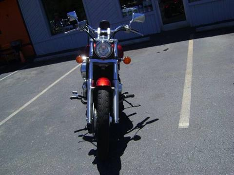 2008 Honda Shadow Spirit 750 in Asheville, North Carolina