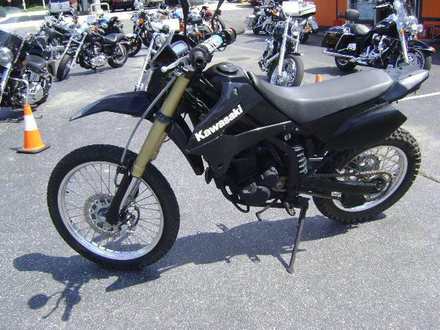 2014 Kawasaki KLX-250 in Asheville, North Carolina