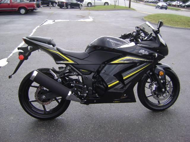 2012 Ninja 250R