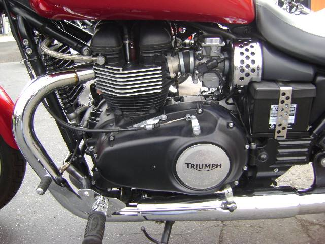 2012 Triumph Speedmaster in Asheville, North Carolina
