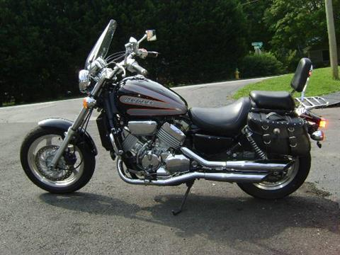 1998 Honda Magna in Asheville, North Carolina