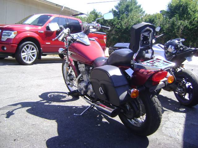 2009 Kawasaki Vulcan® 500 LTD in Asheville, North Carolina