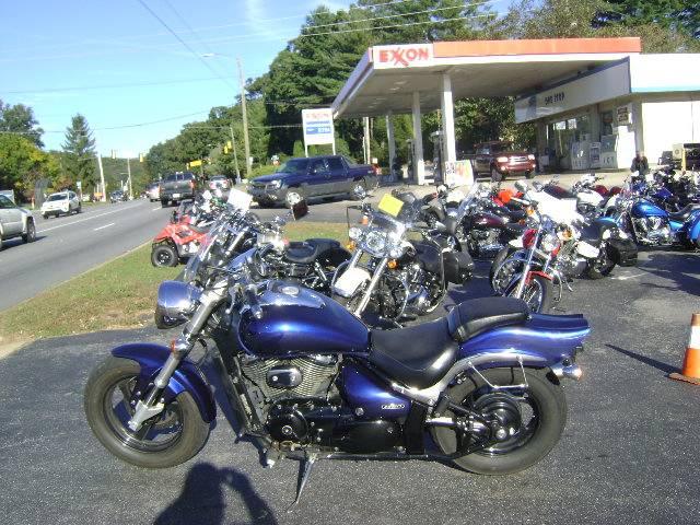 2005 Suzuki Boulevard M50 2