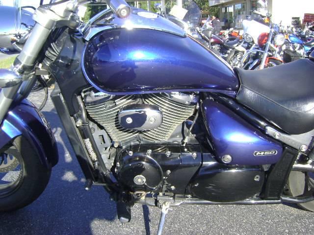 2005 Suzuki Boulevard M50 11