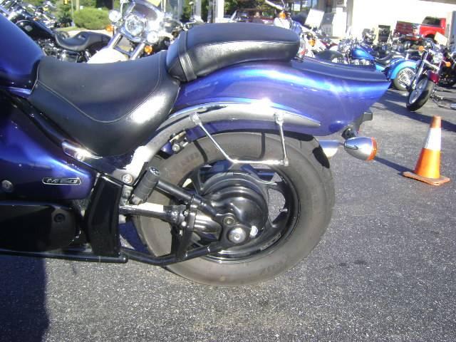 2005 Suzuki Boulevard M50 12