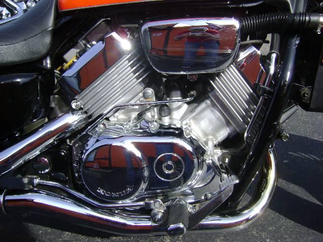 1999 Honda Magna 750 in Asheville, North Carolina